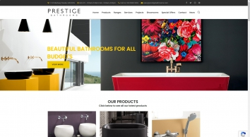 Prestige Bathrooms Ltd