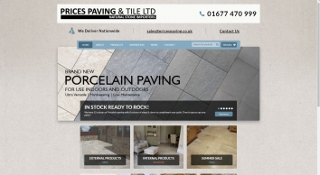 Prices Paving & Tile Ltd