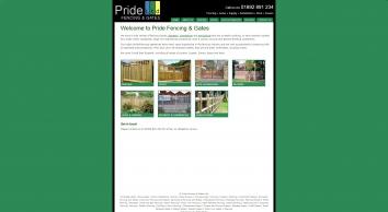 Pride Fencing
