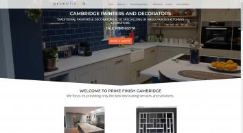 Prime Finish Cambridge