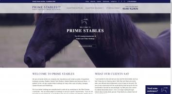 Prime Stables Ltd