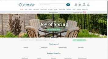 Primrose Garden Furniture & Accessories