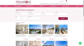 Primrose Real Estate, Malaga