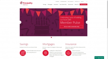 Mortgages, Savings and Insurance | Principality Building Society | Home