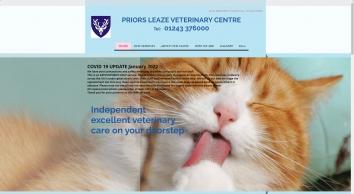 Priorsleaze Vets - Priors Leaze Veterianry Centre / Rowlands Castle Veterinary Clinic