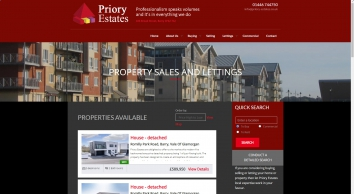 Priory Estates and Lettings, Barry