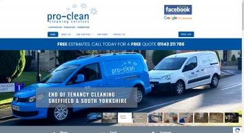 Pro Clean Sheffield