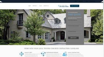 Pro Concrete Contractors in Cleveland, OH