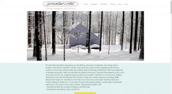 Procter- Rihl Architects Furniture Design London Uk USA Brazil