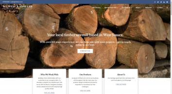 WL West and Sons Ltd : Profencing