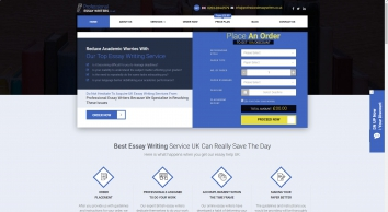 Professional Essay Writers UK | Essay Writing Service UK | Essay Writing Company