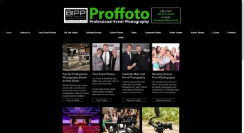 Proffoto Events Photography