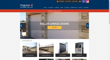 Garage Doors Cheltenham, Gloucester and Stroud | Progressive Systems (UK)