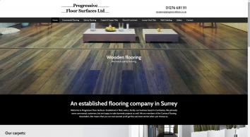 Progressive Floor Surfaces Ltd