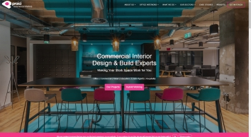 Professional Commercial Interiors | Design | Fit-Out | Furniture | Proici