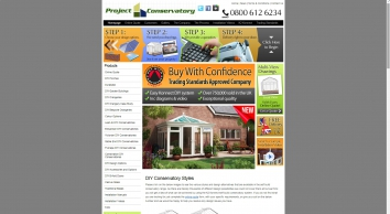 Project Conservatories
