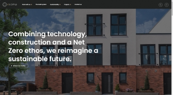 Project Etopia   Turn Key Development   United Kingdom