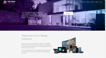 Pro Media Solutions Ltd
