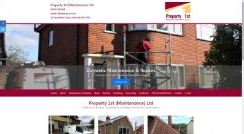 Property 1St Maintenance