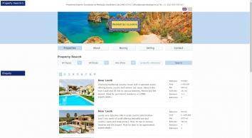 Properties Algarve