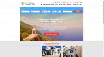 Properties for Sale in Mallorca, Spain