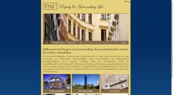 Property & Assetconsulting Ltd