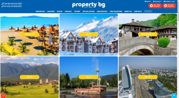 Property in Bulgaria for sale and rent - buy apartment, house, chalet
