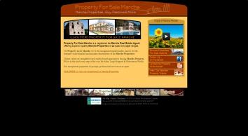 Property for Sale Marche, San Ginesio