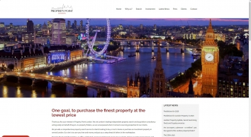 Property Point London, the property finder for buyers