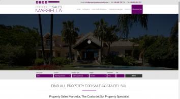 Property Sales Marbella
