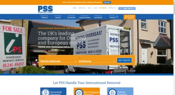 PSS International Removals