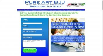Brazilian Jiu-Jitsu - Portsmouth - Martial Arts - Hampshire - BJJ - MMA