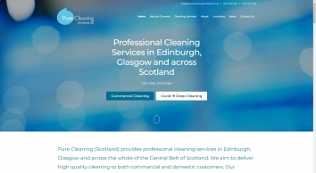 Pure Cleaning - Scotland