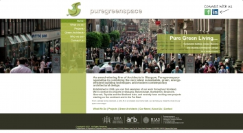 Pure Green Space: Architects Glasgow / Helensburgh