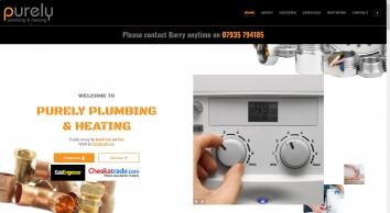 Purely Plumbing & Heating