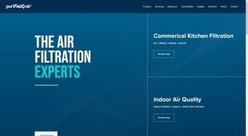 Purified Air