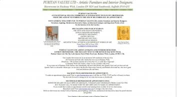 Puritan Values
