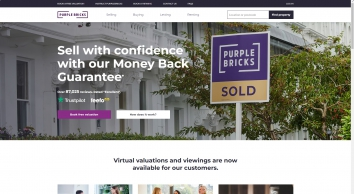 Purplebricks - Your Local Real Estate Agent