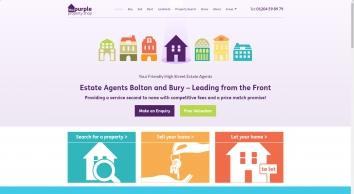The Purple Property Shop, Bolton
