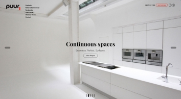 Puur Floors | Poured Resin Floors & Polished Concrete Flooring