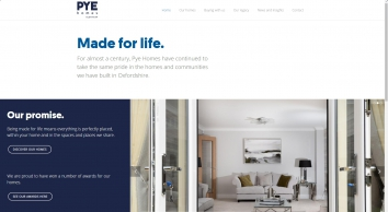 J A Pye Oxford Estates Ltd