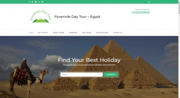 Pyramids Day Tour - Egypt Tours and Day Trips Activities | Deluxe Tours Egypt