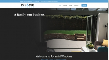 Pyramid Windows for double glazed windows, doors and conservatories in Welwyn Garden City, Hertfordshire and the South East