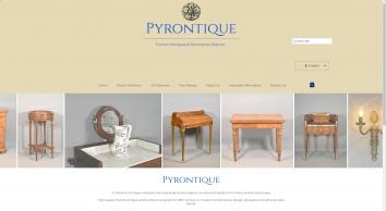Pyrontique