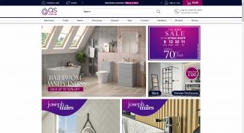 UK Online Shop for Bathroom & Plumbing Fittings - QS Bathrooms
