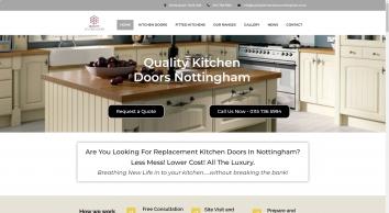 Quality Kitchen Doors Nottingham