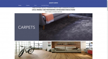 Quickfit carpets