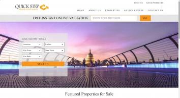 Quick Step Online Estate Agents