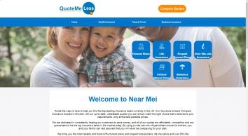 Quote Me Less - Price Comparison Site