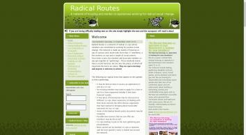 Radical Routes